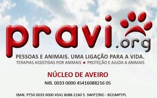 PRAVI - Projeto de apoio a vítimas indefesas