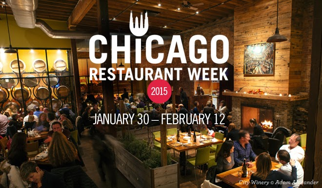 Seth Saith In Honor of Chicago Restaurant Week 2015 a Savory Salute to Some
