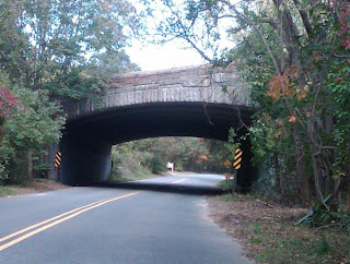 Sweet Hollow Road is haunted by several spirits.  Photo by longislandpress.com