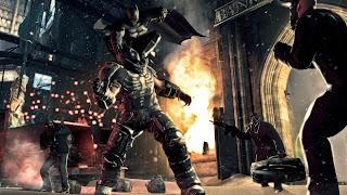 batman arkham origins screen 10 E3 2013   Batman: Arkham Origins (Multi Platform)   Screenshots