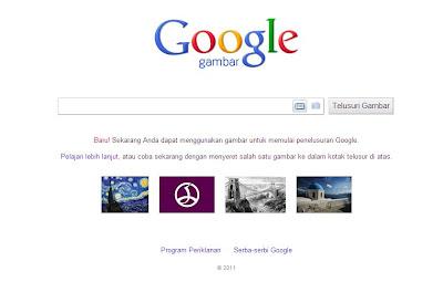 Pencarian Gambar Google