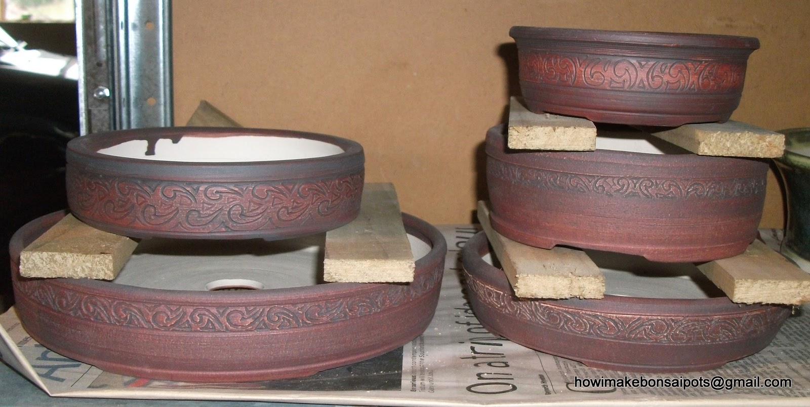 Fionna39s Bonsai Pots Kiwi Style Proudly Made In New Zealand