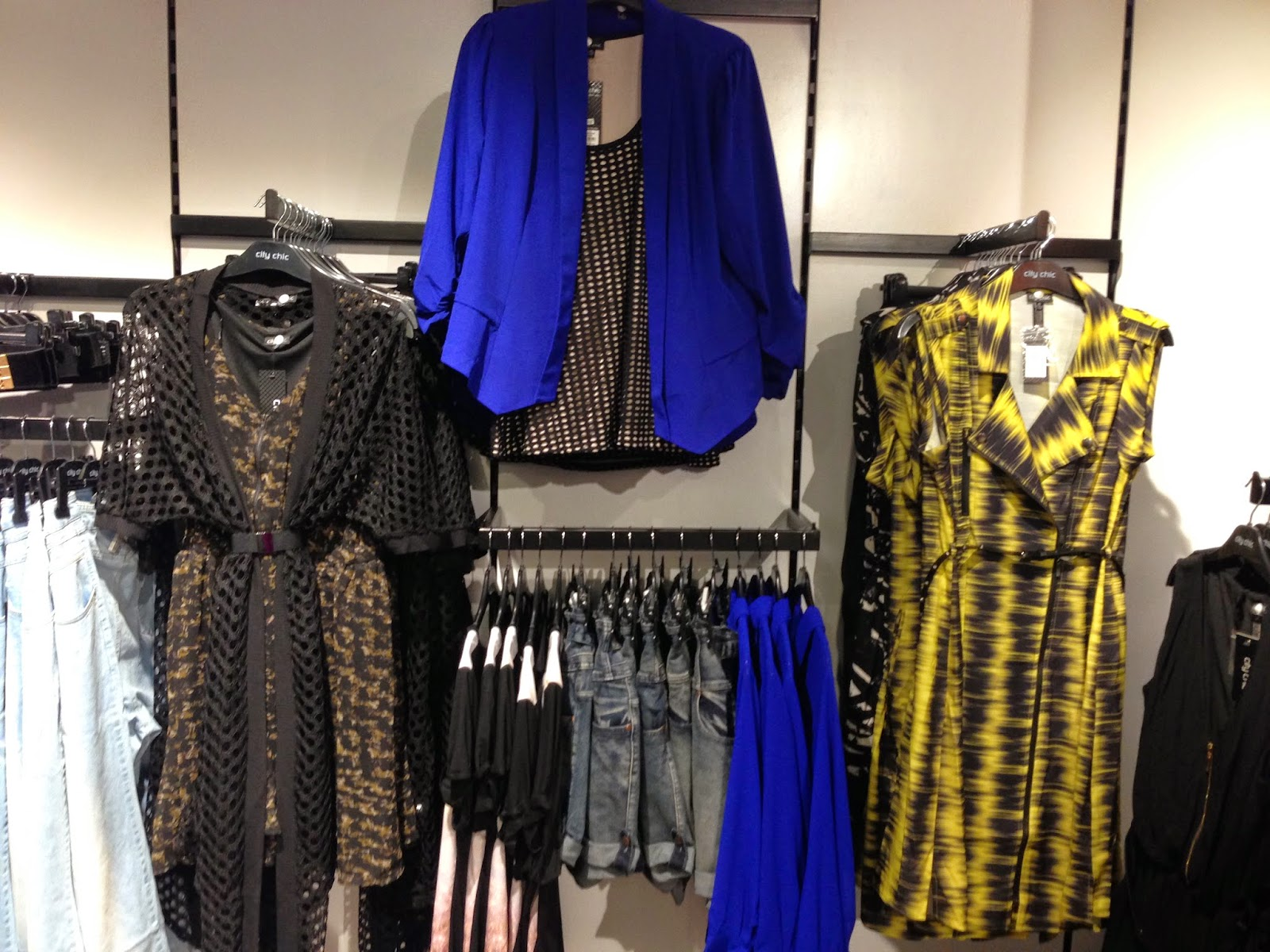 city chic, plus size fashion, trendy plus size, Australian retailer