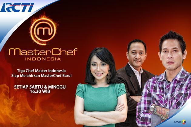 Acara MasterChef Indonesia di RCTI Menarik Untuk di Tonton