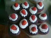 Choc Moist Cupcakes
