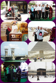 TiMe to HolIdaY iN mAcCA N cAiRo eGyPt