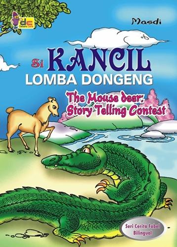 Si Kancil Lomba Dongeng (Bilingual) Rp 16.000