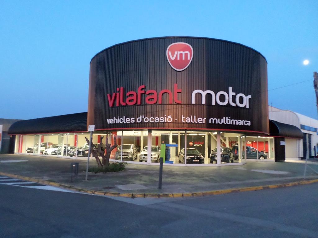 Vilafant Motor