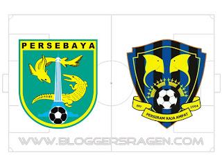 Prediksi Pertandingan Persebaya vs Persiram