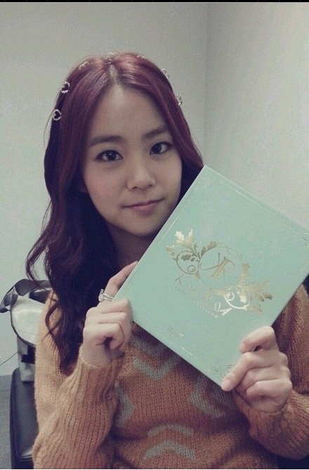Seungyeon KARA 'Solo Collection'