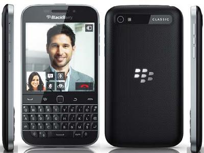 Harga Blackberry Q20 Classic Terbaru dan Spesifikasi Lengkap