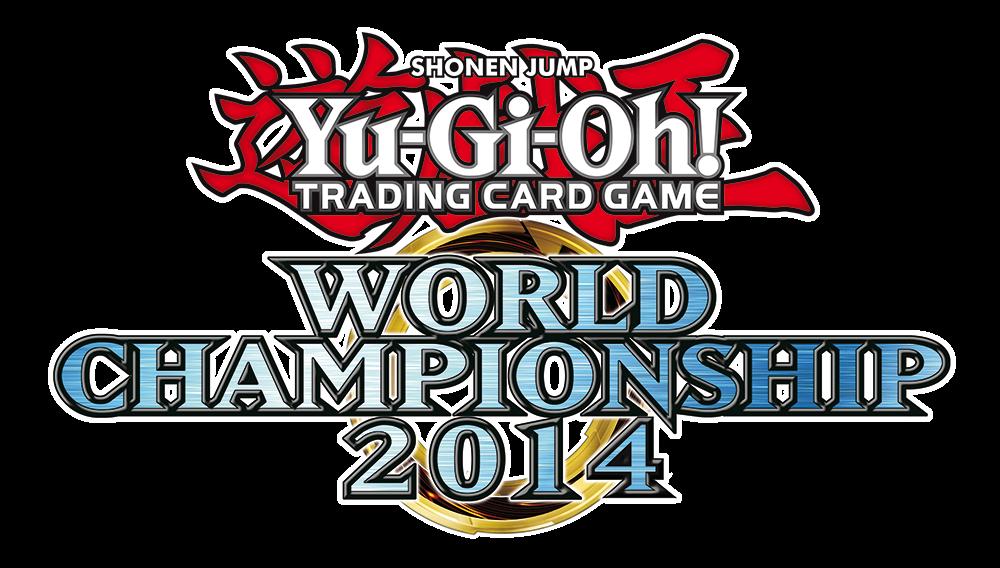 logo world championship yugioh 2014