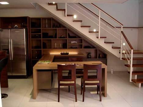 escada 5 Utilizando Vãos de Escada