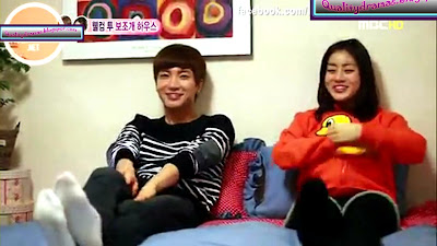 Leeteuk couple ep 16