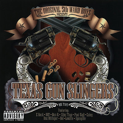 5th Ward Boyz – Texas Gun Slingers: Mix Tape (CD) (2005) (320 kbps)