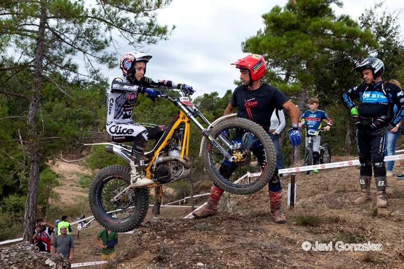Trial, Clua, Bassella, deportes, Lleida, Moto Club Segre