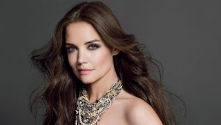Katie Holmes in Bobbi Brown Beauty Ad Debuts