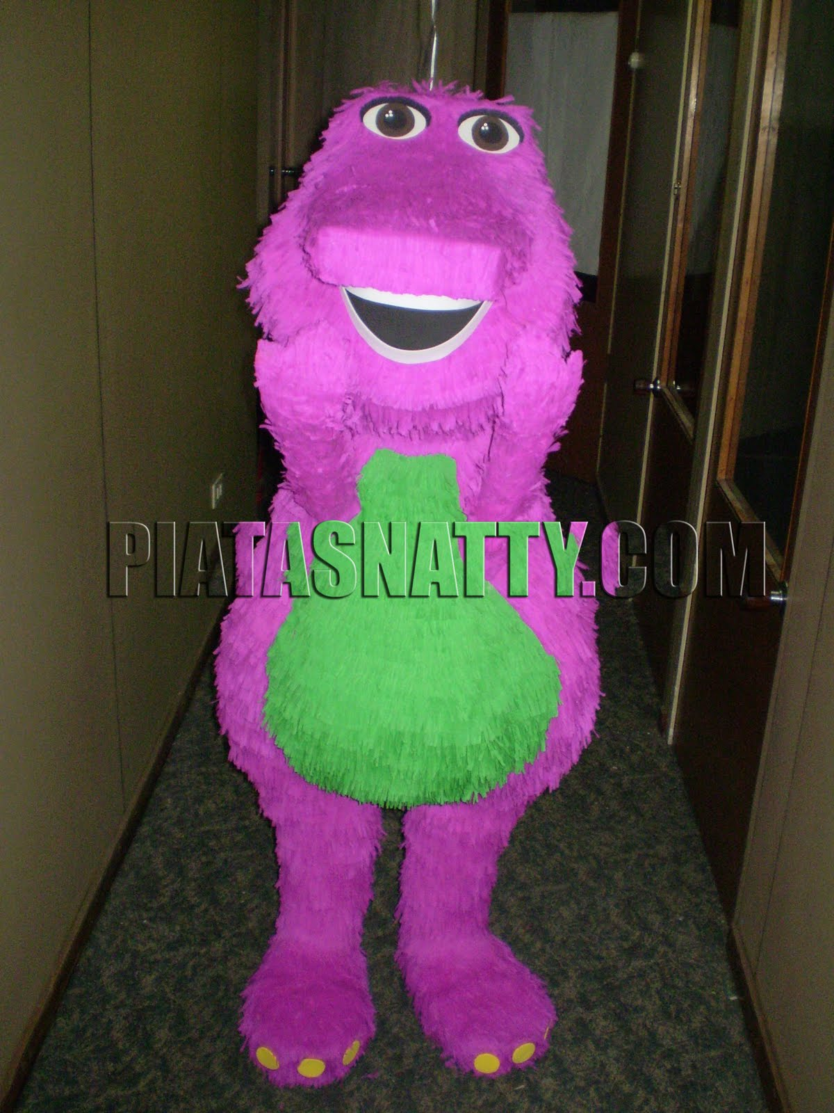 Barney La Casita De