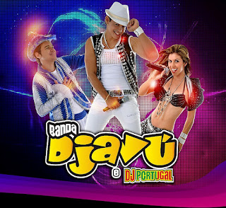CD Banda Djavu-Dj Portugal