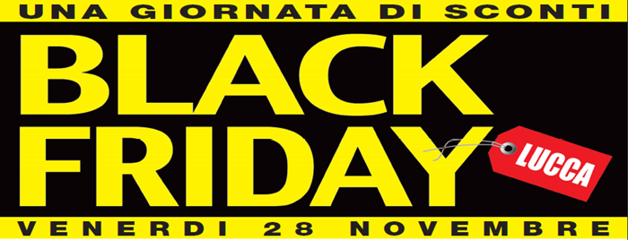 black friday lucca