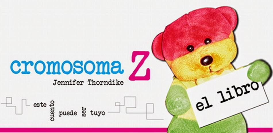 Cromosoma Z - El libro