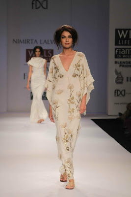 Nimirta at Wills Lifestyle India Fashion Week - Autumn Winter 2012 Day 3