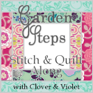 Garden Steps QAL