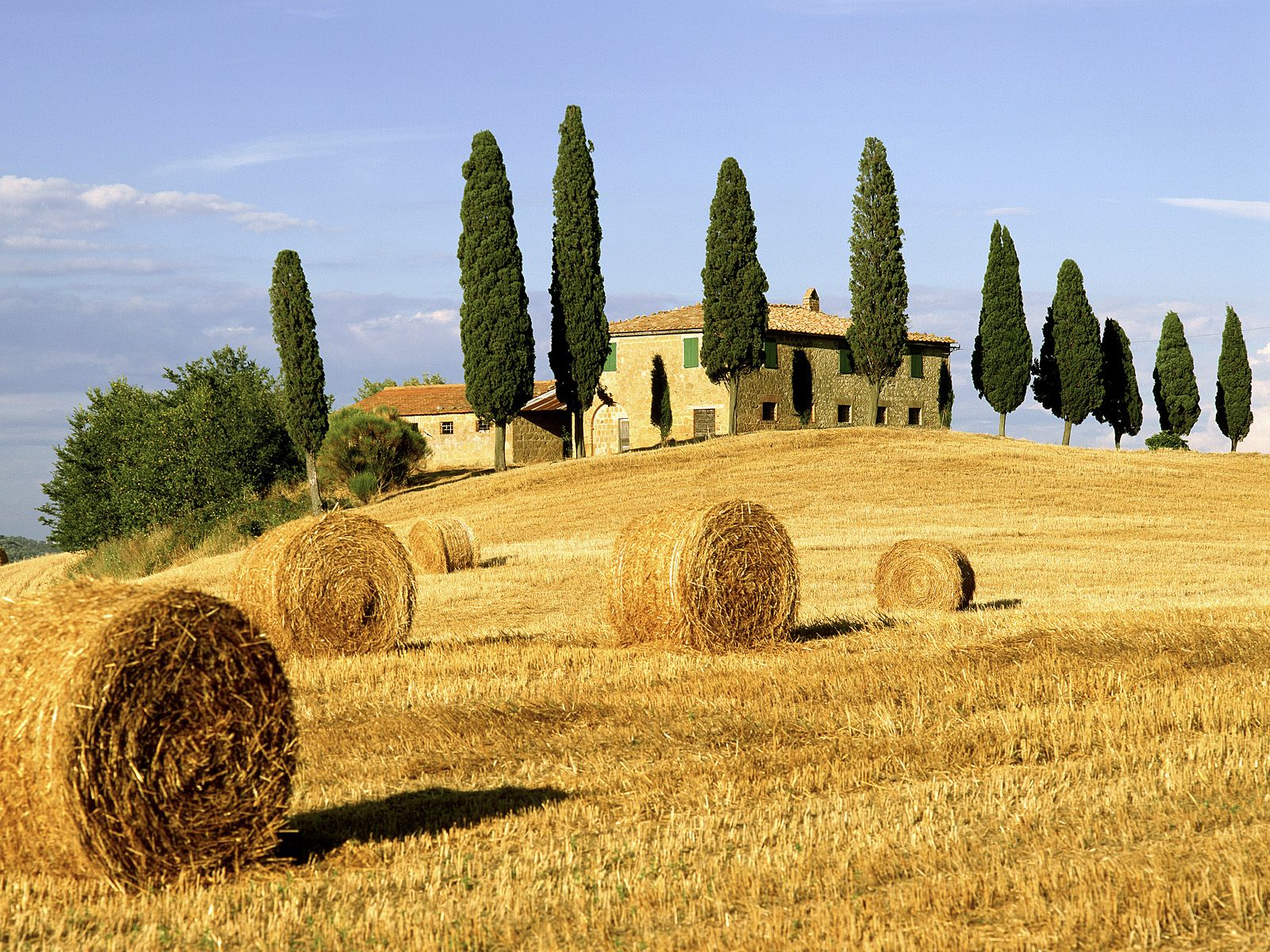 beautiful tuscany landscape italy - photo #31