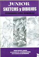 Libro de bocetos de JUNIOR