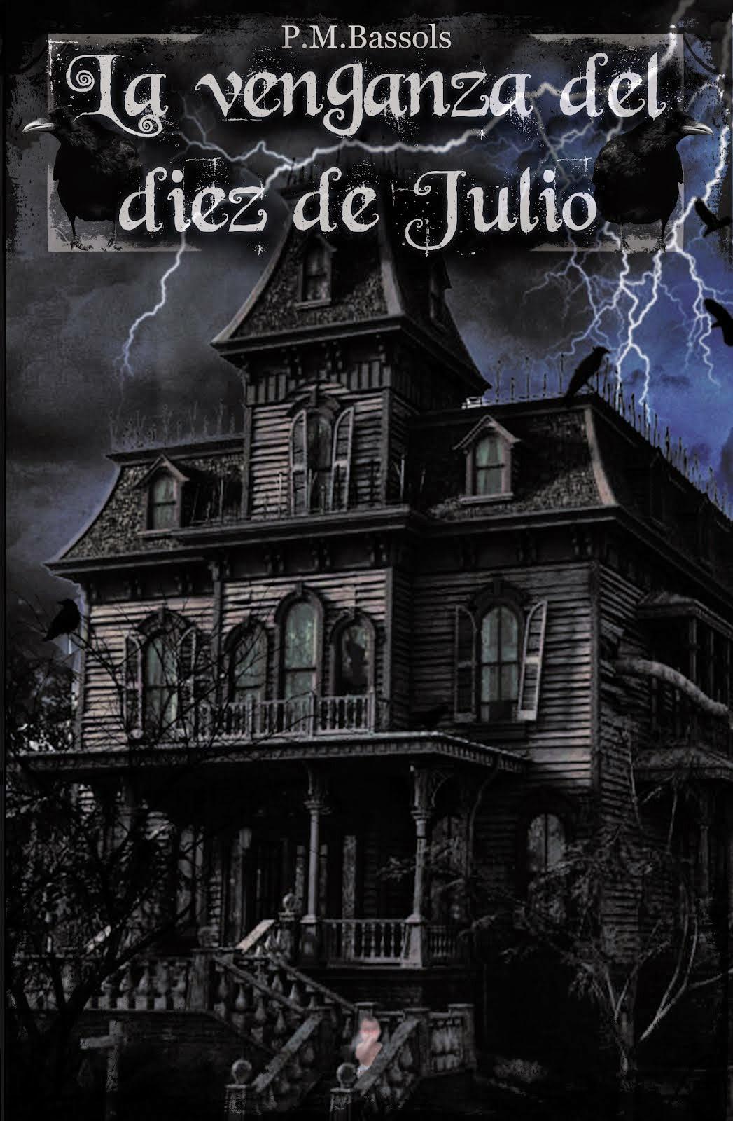 Novela publicada en Abril de 2013