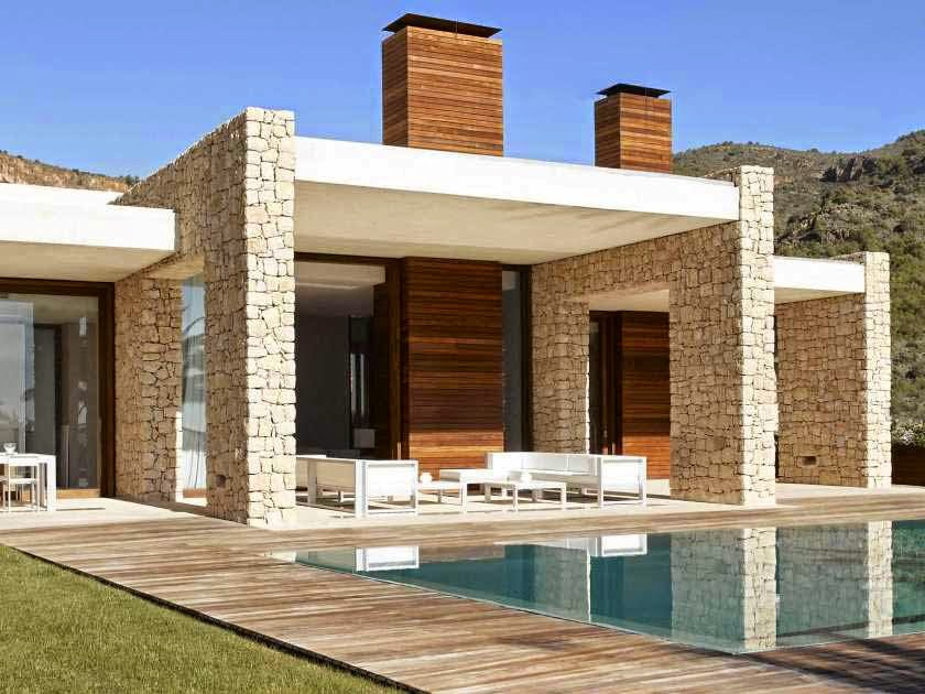 Model-roof-house-roof-Modern-Minimalist-Home