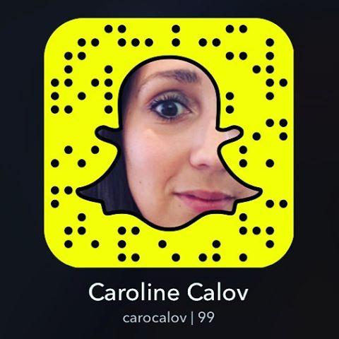 SnapChat - carocalov