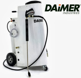 Wet Sandblaster Pressure Washer