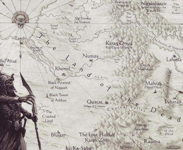 Warhammer Maps Resources