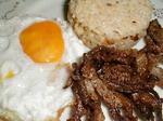Beef Tapa (tapsilog)