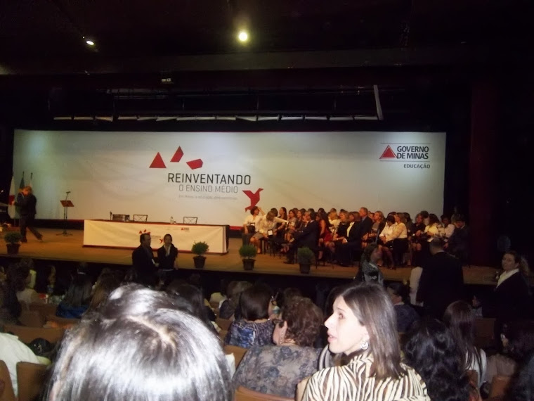 Encontro de Gestores do Reinventando o Ensino Médio 2013