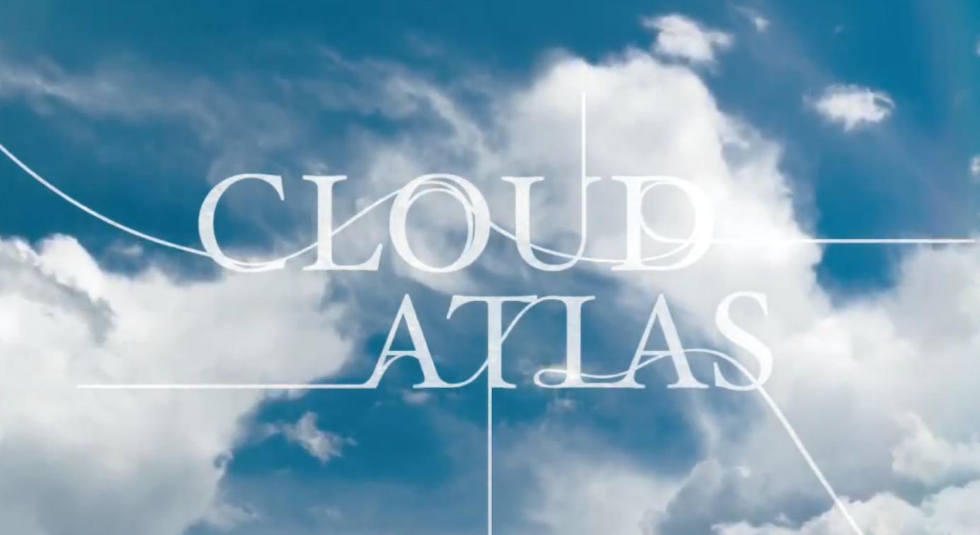 the cloud atlas review book