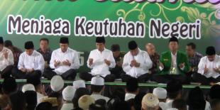Komentar Jokowi Saat Ditagih Penetapan Hari Santri