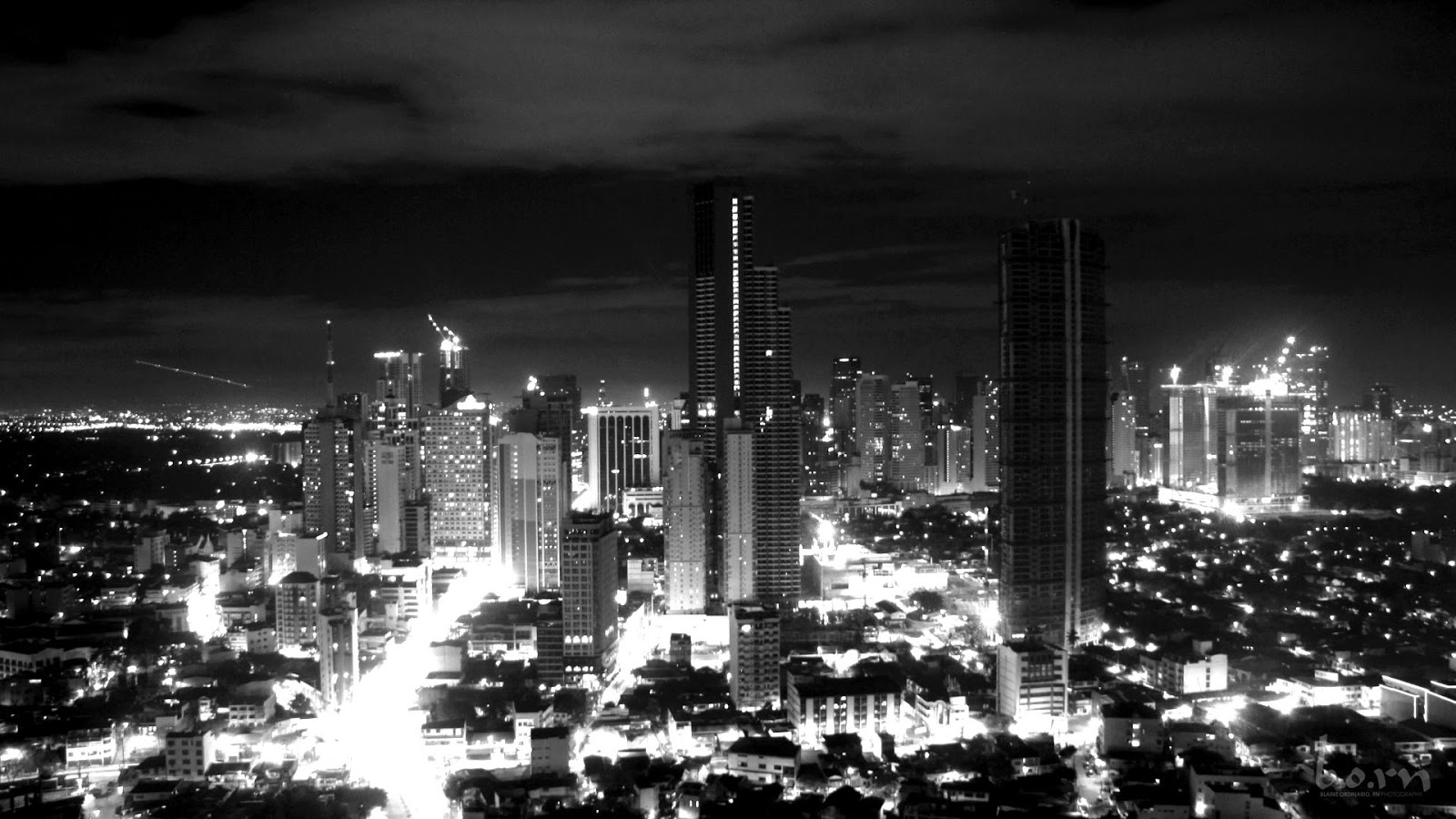 Photo of Makati Cityscape aerial view from Tivoli Residence