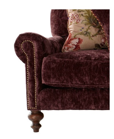 This Elegant Sofa Comes From Old Hickory Tannery, A Family Owned American  Company Based Out Of Hickory, North Carolina. As The Name Reflects, ...