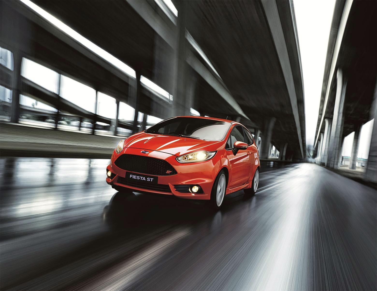 Ford Catat Rekod dengan Jualan Bulanan dan Suku Tahunan 2014 yang Terbaik di Malaysia