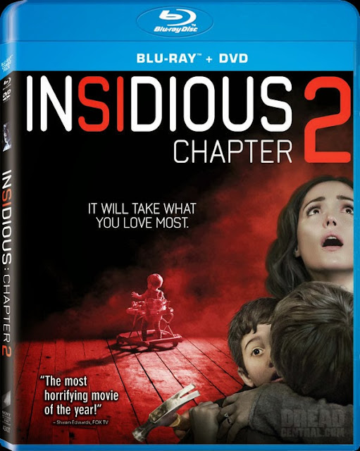 Insidious Chapter 2 2013 Dual Audio Hindi 2.0 English 5.1 BRRip 720p 850mb