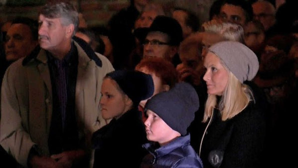 Norwegian Royals Attended A Paris Memorial In Oslo