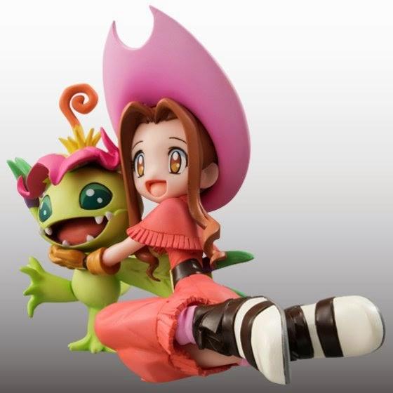 [Merchandise] Nova Linha de Figuras de Digimon Adventure Figuras03