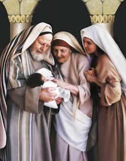 Zacharias, Elizabeth, Mary