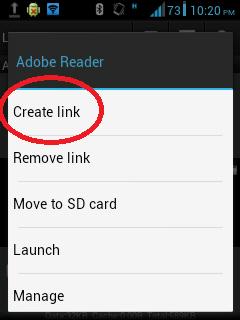 Cara Menggunakan Link2SD Untuk Memindah Aplikasi Android ke SDCard