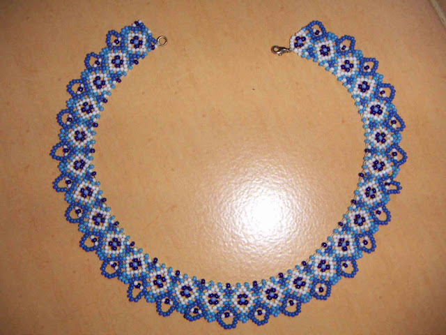 Beaded Choker From Western Ukraine