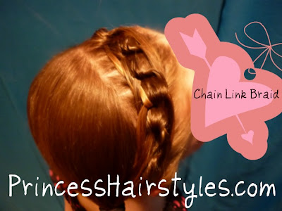 chain link french braid