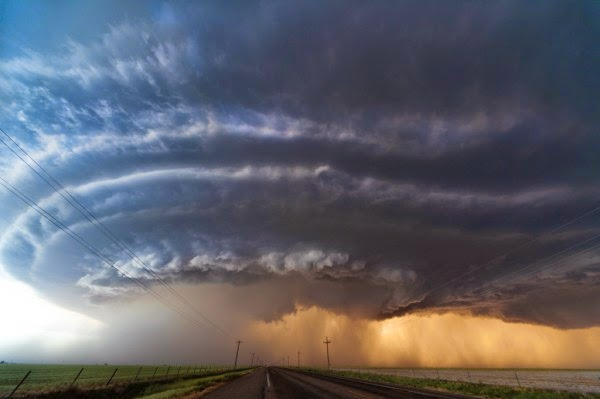 Photos Of Oklahoma Supercell