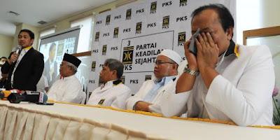 Benarkah Ada Agen Intelijen Hancurkan PKS?